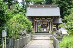 湯布院/宇奈岐日女神社