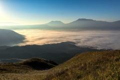 阿蘇/大観峰からの雲海