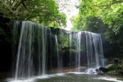 小国町/鍋ケ滝(裏見の滝)